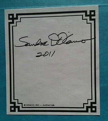 Justice Sandra Day O'connor Signed  Bookplate