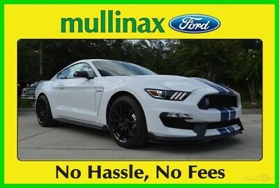 2017 Ford Mustang Shelby 2017 Shelby New 5.2L V8 32V Manual RWD Coupe Premium