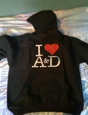 Ant and Dec Black Hoodie Official Merchandice