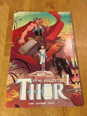 Mighty Thor #1 from Marvel Comics!!  Thor!! Jane Foster!! NM!!