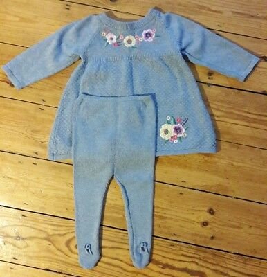 Monsoon baby girl outfit 3-6 months