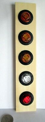 Tree Light and Auto Start Gate Solenoid for Basic PWD - Pinewood Derby Timer