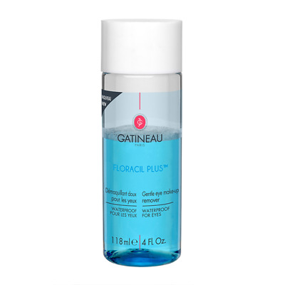 NEW Gatineau Floracil Plus Gentle Eye Make-Up Remover (Cleanse & Refresh) 118ml