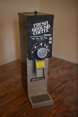 Grindmaster Model 875 Automatic Gourmet Grocery Commercial Retail Coffee Grinder