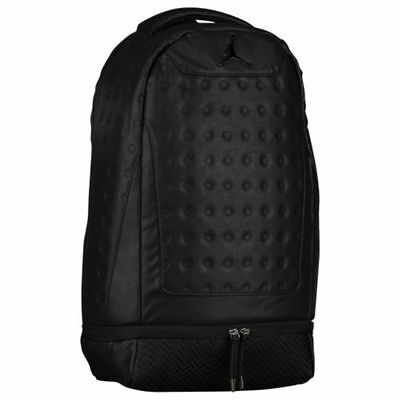 Brand New Jordan Retro 13 Backpack Black School Sports