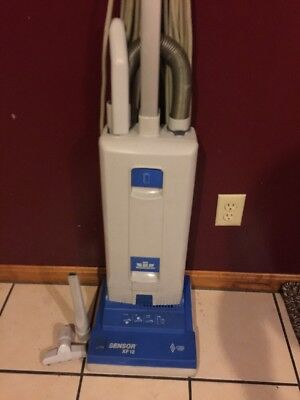Windsor Sensor XP12 Commercial Upright Vacuum with Onboard Tools