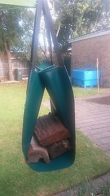 Firewood Carrier Heavy Duty P.V.C