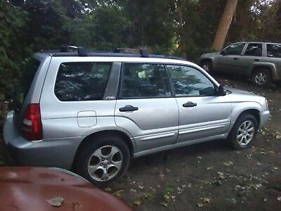 2004 Subaru Forester  2004 forester