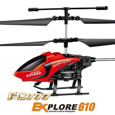 Professional RC Mini Helicopter 3.5CH 2.4GHz Mode 2 RTF Gyro Remote Control
