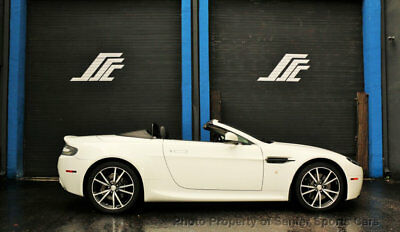 2011 Aston Martin Vantage 2dr Convertible Sportshift N420 2011 Aston Martin Vantage N420 Only 3,000 Miles 144 Month Financing Accept Trade