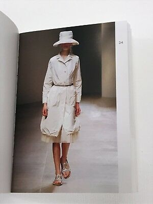 Rare Jil Sander Spring Summer 2005 Rtw And Accessories Look Book Catalog Press