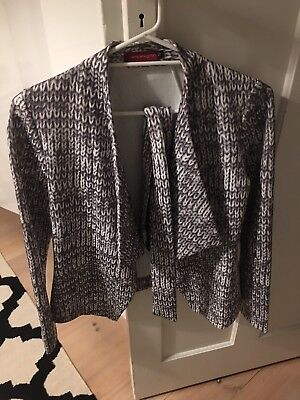 Beautiful Leina Broughton Jacket Size 12 - New With Tags