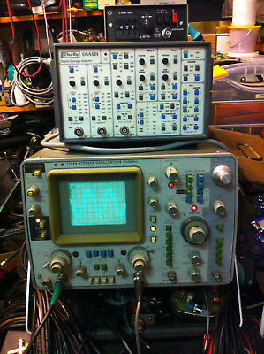 Oscilloscope HP1744A 100 MHz Analogue Storage Scope