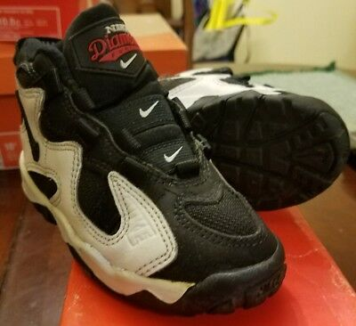 Nike Kid Diamond Fury II Mid Trainer Toddler 9c Ken Griffey Jr. HOF VTG Mariners