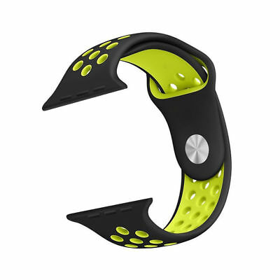 durable Arrival Strap Bracelet Band Silicone Fitness For Apple Watch iWatch 42mm