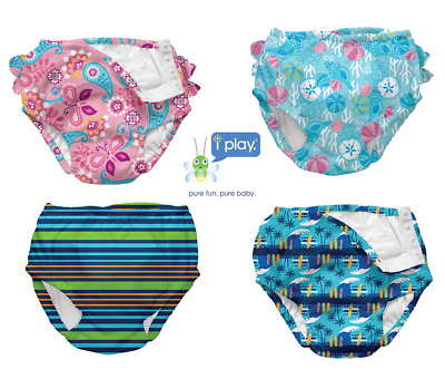 NEW Iplay Swim Nappy Diaper Swimmers Girl Boy RRP $20 FREE SHIPPING. MUST GO!