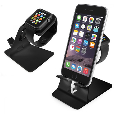 Duostand pour Apple Watch - Stand Apple Watch - Station de Charge - Double Stati