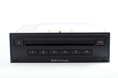 Audi A6 A7 A8 Volkswagen Touareg DVD Changer MMI 3G 4H0035108C OEM Genuine