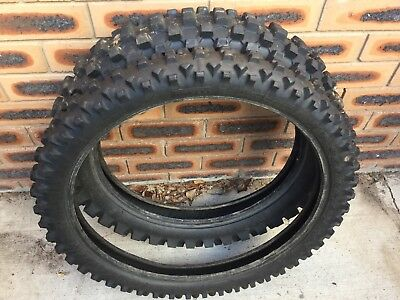 Pirelli Scorpion Mid-soft 32 80/100/21 Ex Trax 120/90/19 Front and Rear Tyre Set