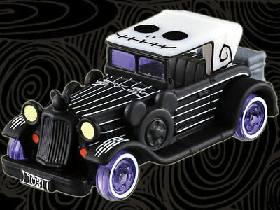 Nightmare Before Christmas TOMICA Disney Halloween Edition 2017 Figure Jack Car