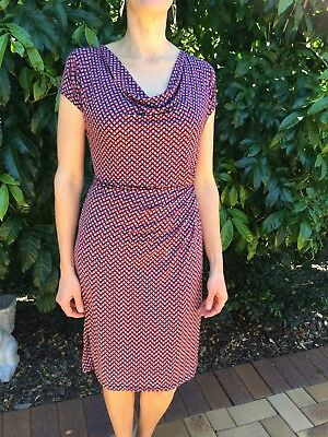 Beautiful Purple Dress Size 10-12
