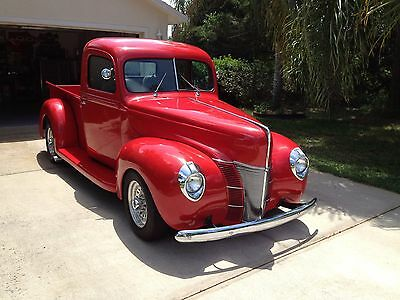 1941 Ford Other Pickups  1941 ford pickup,De Lux front end