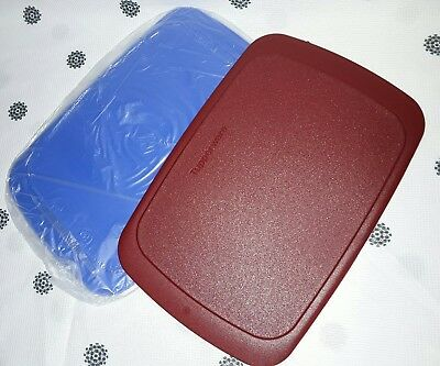 Tupperware chopping board set of 2