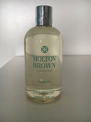 Molton Brown Gingerlily Body Wash 300ml New And Unused