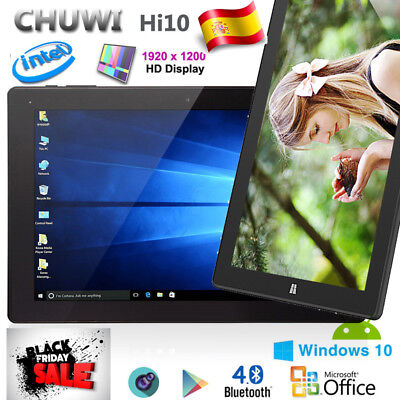 11,6'' Windows10 Android5.1 Teclast Tbook 16 64GB Tablet PC Bluetooth WIFI EU