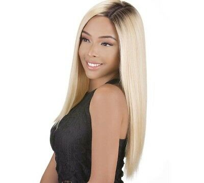 Human Hair Wig, Whole Full Lace, Long Light Blonde Real Hair, Hand Tied Hair