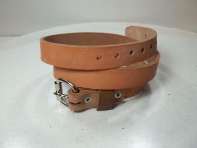 "New Old Stock Buckingham Model 62871 45"" Long 1"" Wide Utility Gear Strap  Belt"