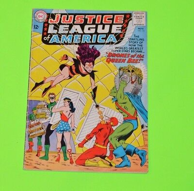 Justice League 23 Silver Age Justice League 1st Appearance Queen Bee! KEY ISSUE