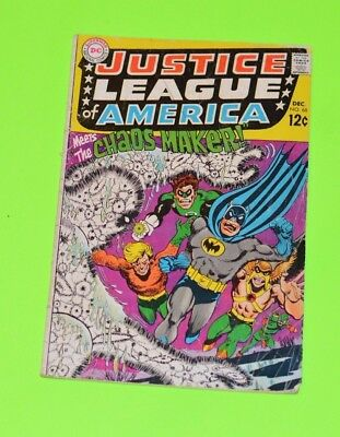 Justice League 68 Silver Age justice League! Hot Comics! Movie Coming Soon!
