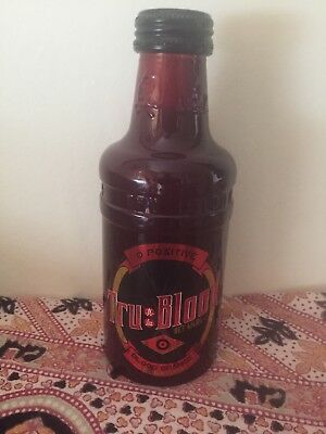 True Blood Bottle Unopened