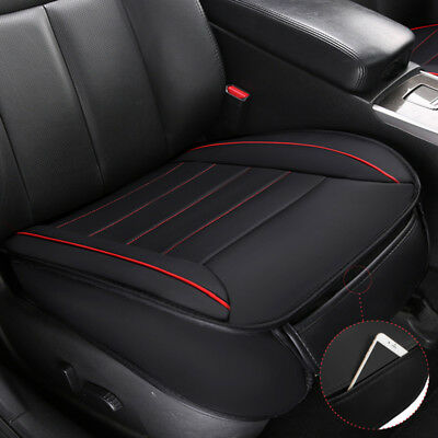 Universal Car Seat Cover Breathable PU Leather Pad Mat Vehicle Chair Cushion 49x