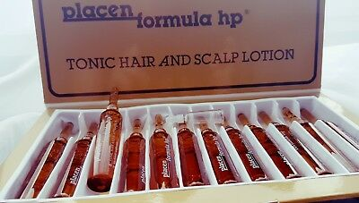 Placen formula hp 12xAmpullen WT Methode Tonic Hair And Scalp Lotion