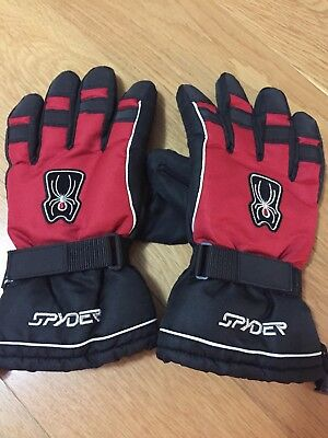 Spyder Mens Ski/Snowboarding Winter Gloves -Size XL