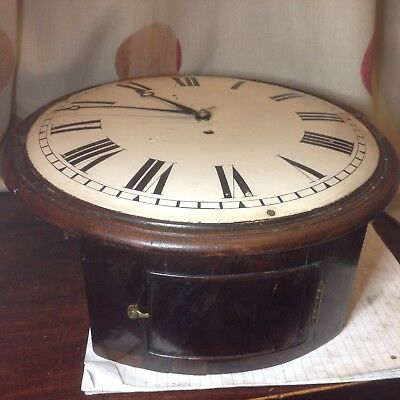 Fusee  Convex clock for spares or repairs