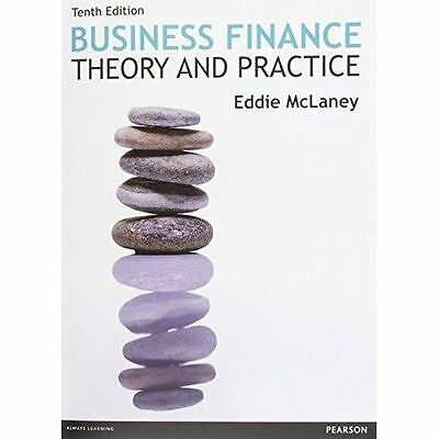 Business Finance by Eddie McLaney (Paperback, 2014)