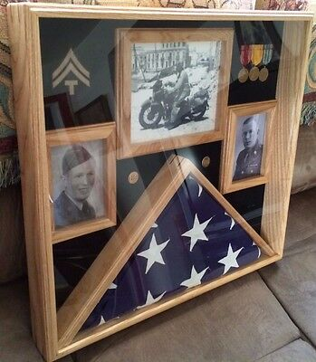 Veteran Memorial, Burial, Casket Flag Display, Veteran Flag Display Case