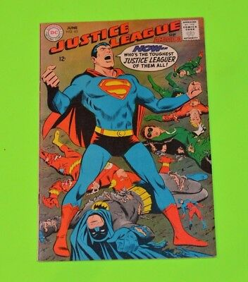 Justice LEague 63 Silver Age Beauty! Movie Coming Soon! Awesome Copy! Wow!