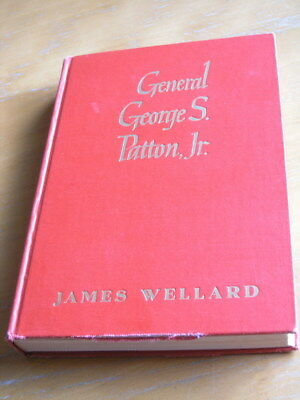 Book General George S. Patton, Jr. Man Under Mars James Willard Dodd Mead 1946