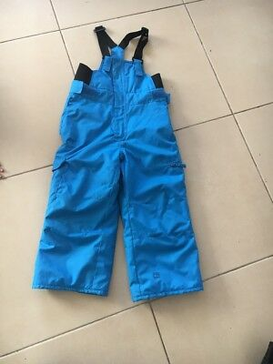 Kids Quicksilver Snow Suit. Worn Once. Size 4/5