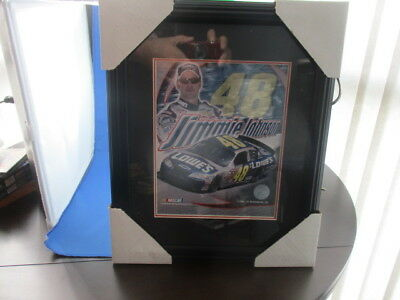 Jimmie Johnson #48 Framed Picture