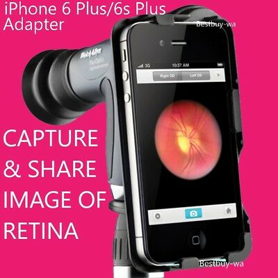 iPhone 6 Plus / iPhone 6s Plus ADAPTER 11840-A6P 4 PANOPTIC OPHTHALMOSCOPE 11820
