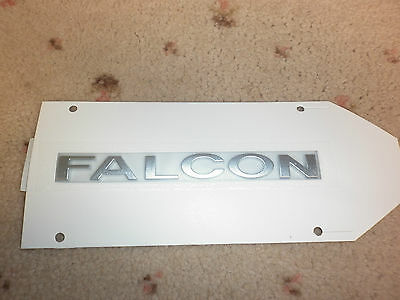 Ford Falcon 2 Badges Genuine  L@@k