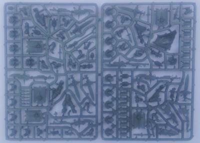 warhammer 40000 / horus heresy Legio Custodes Squad new on sprue