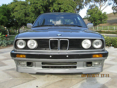 1988 BMW 3-Series 4 Door 1988 BMW 325I 5-Speed E30 175k MIles Runs & Drives Excellent Clean Title