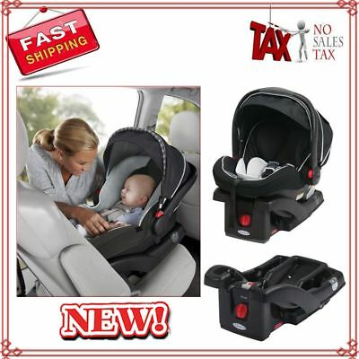 Graco SnugRide Click Connect LX Infant Car Seat Base, Black Baby Car Safety NEW!