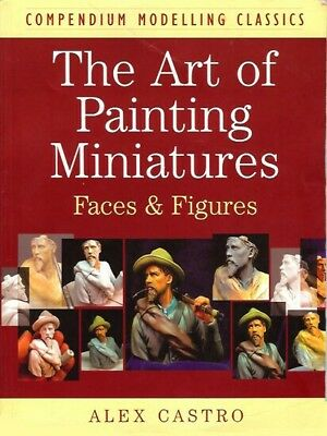 Master Painter of Miniatures and Figures providing painting services.